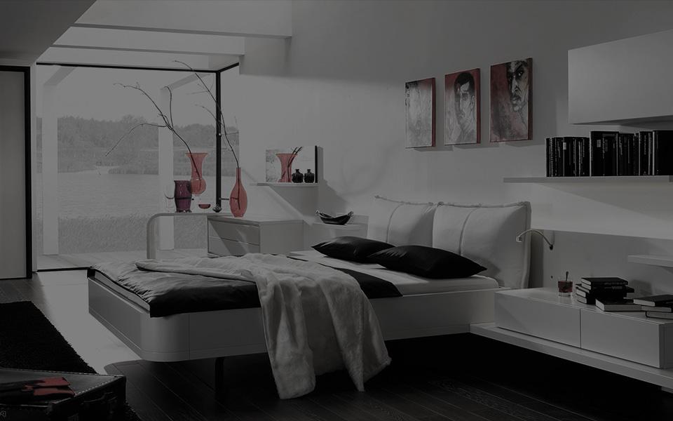 Home Interior koncepció portfólió